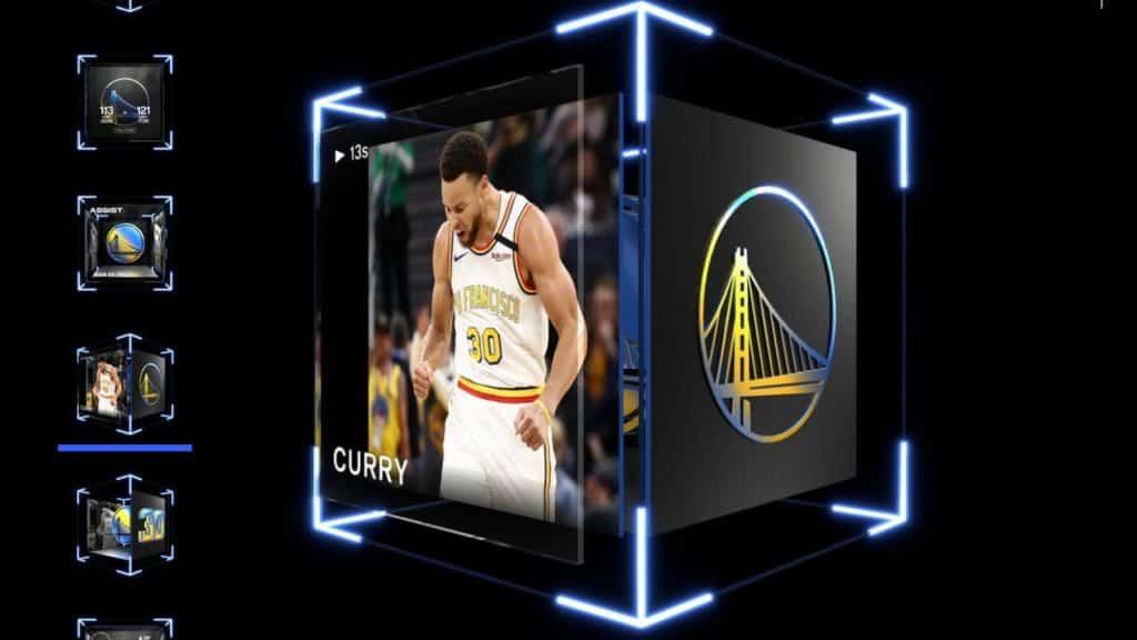 NBA Top Shots Card