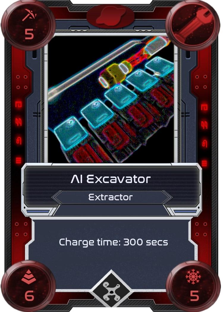 Alien Worlds AI Excavator