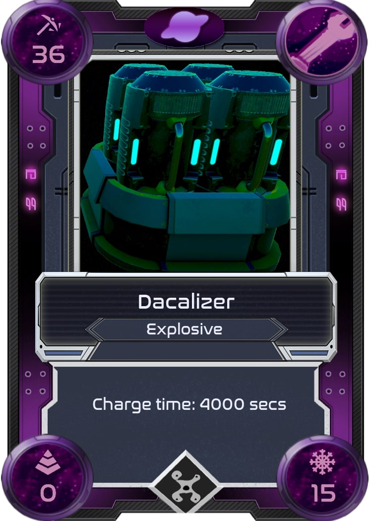 Alien Worlds Dacalizer