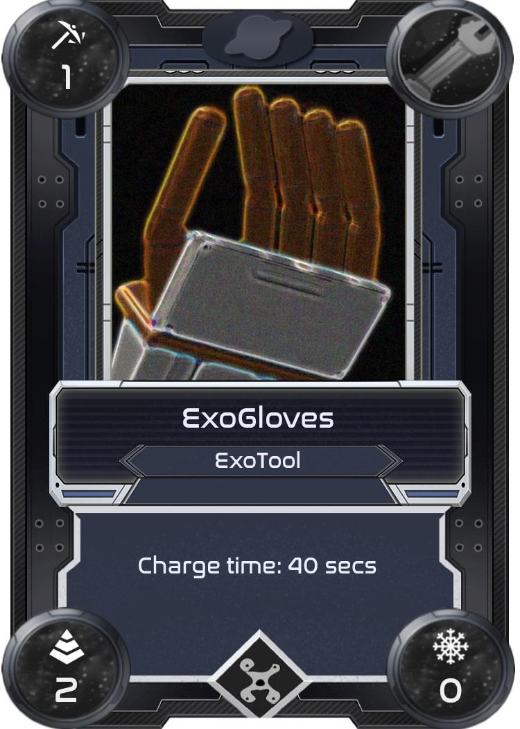 Alien Worlds ExoGloves