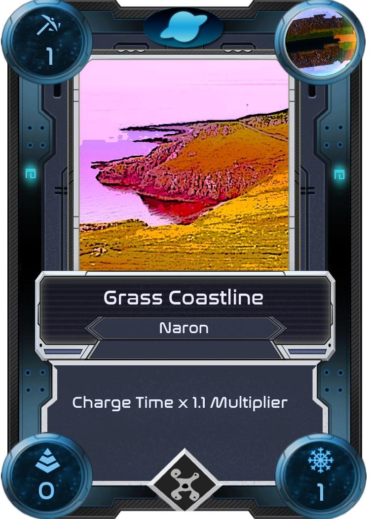 Grass Coastline