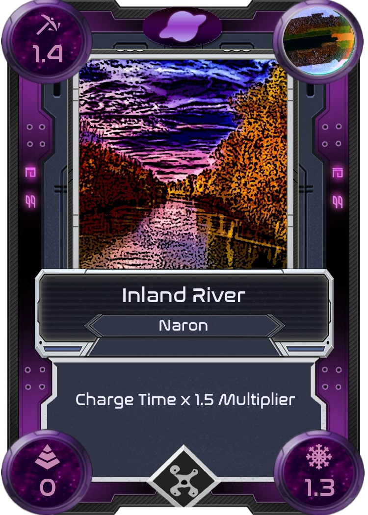 Inland River