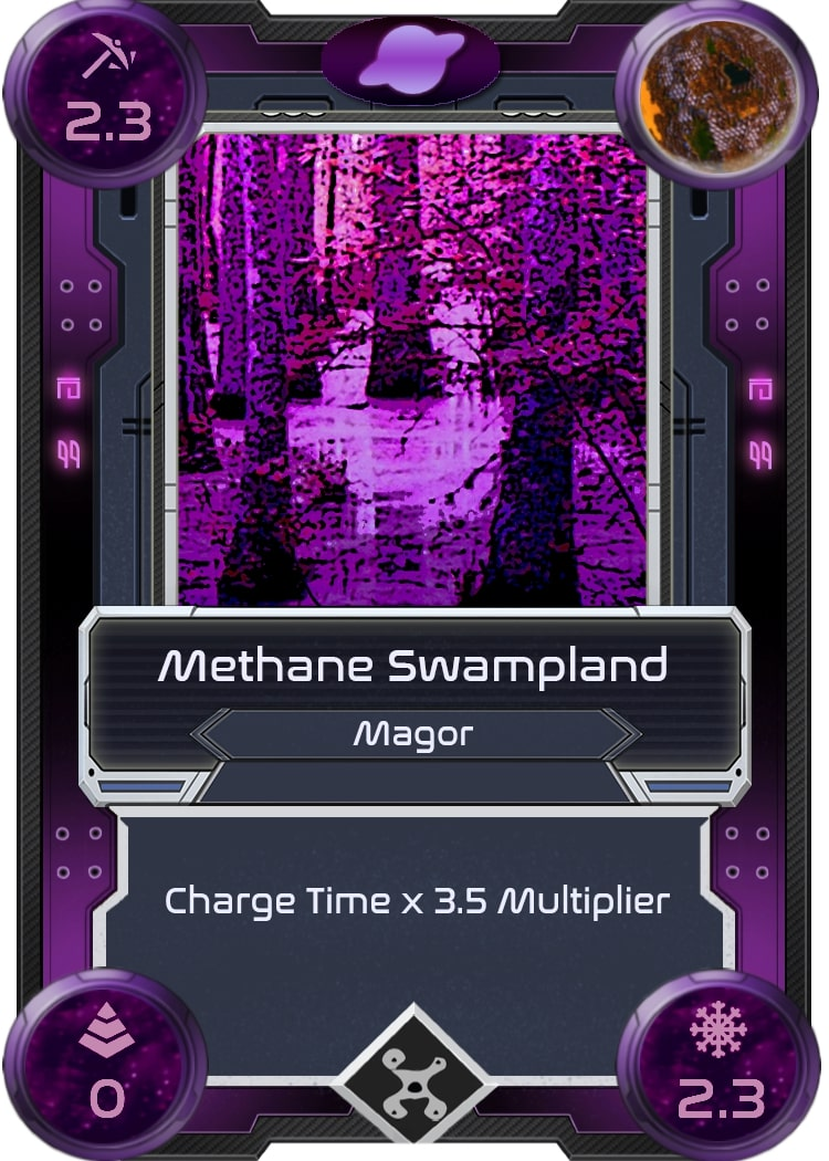 Methane Swampland