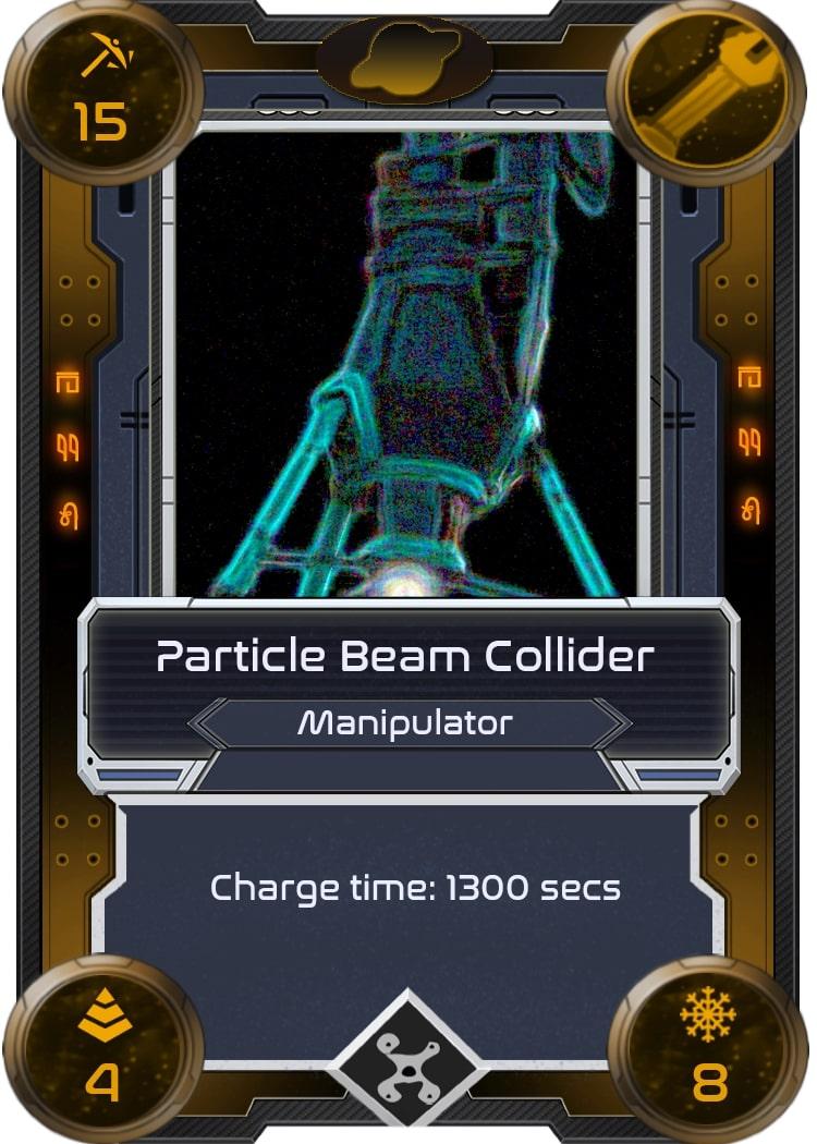 Particle Beam Collider