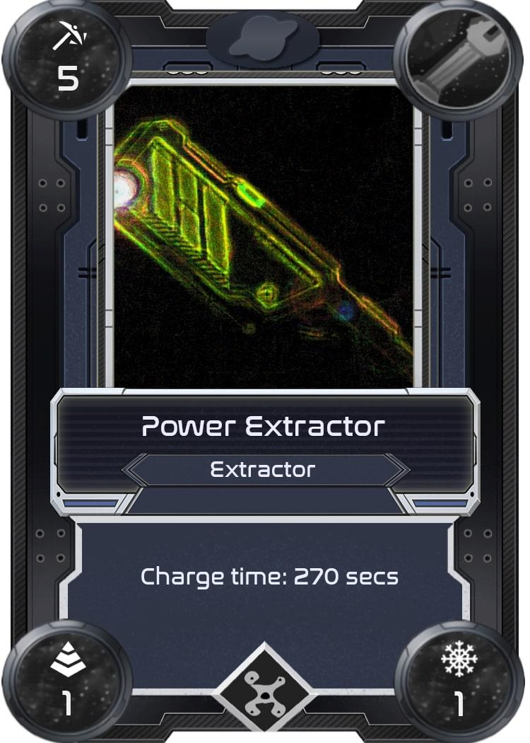 Alien Worlds Power Extractor