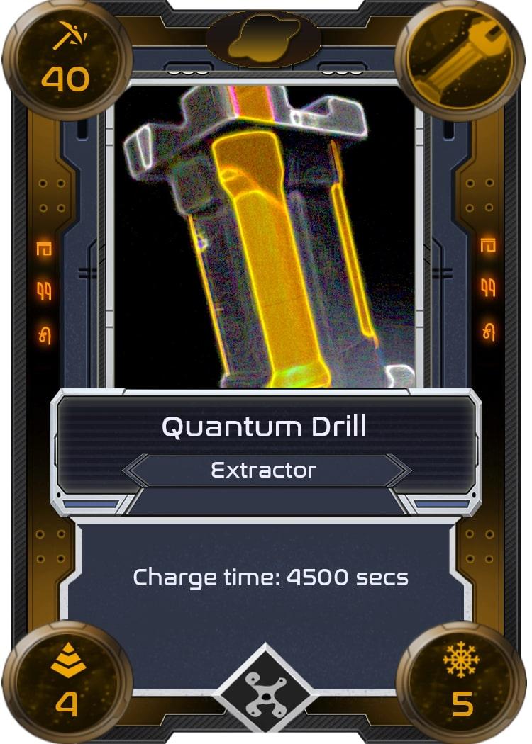 Alien Worlds Quantum Drill