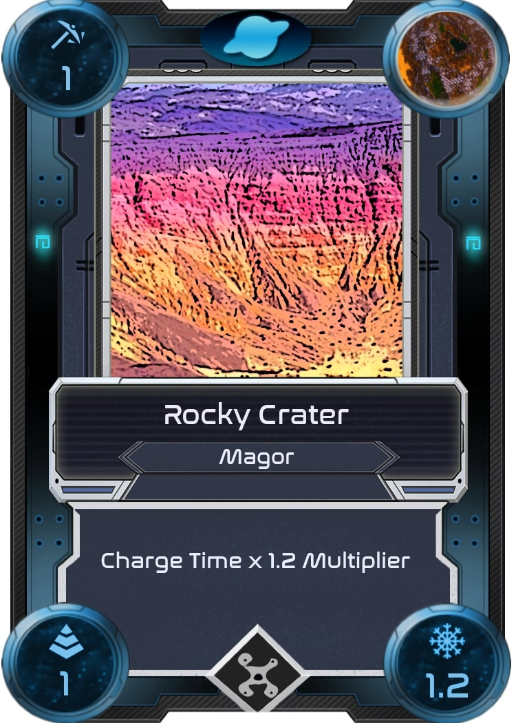 Rocky Crater