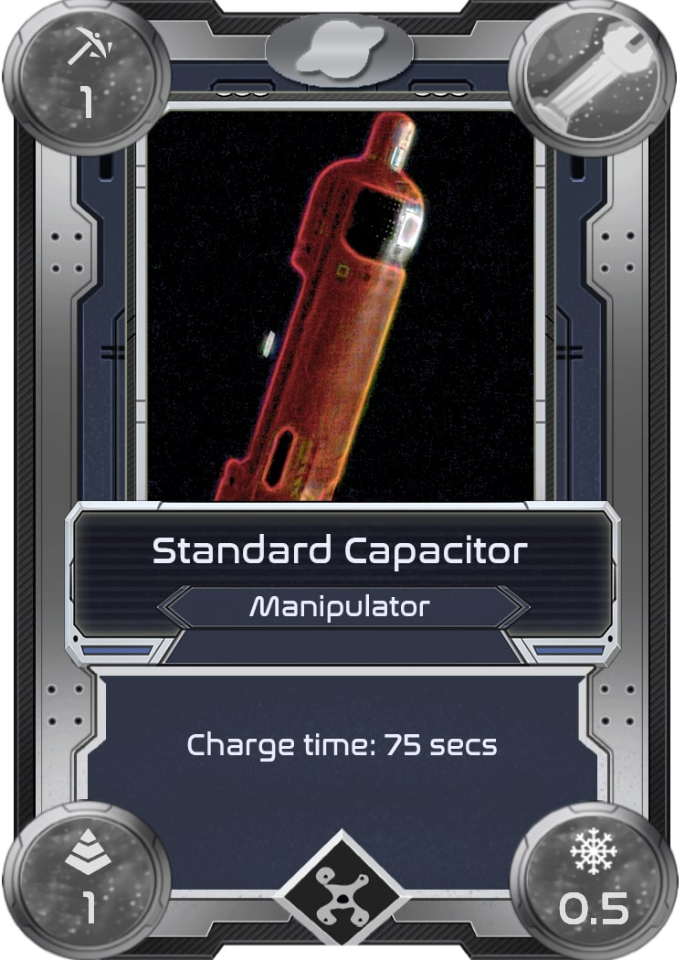 Standard Capacitor