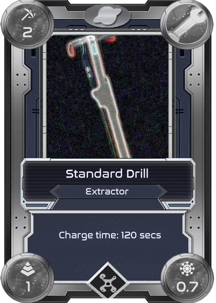 Alien Worlds Standard Drill