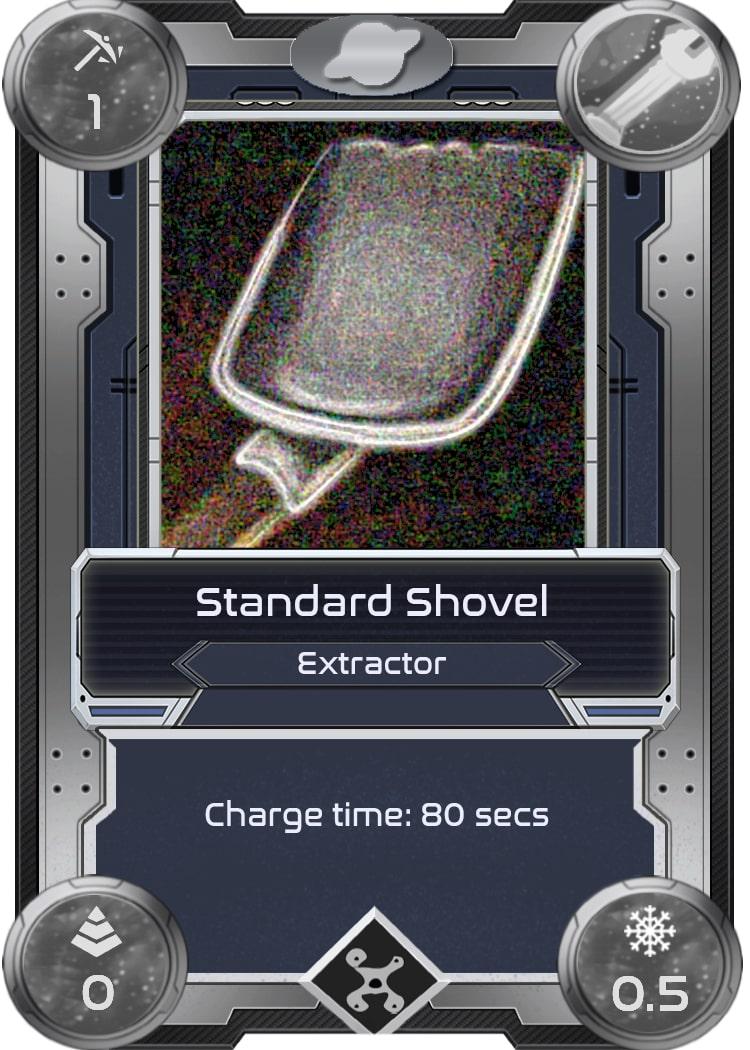Alien Worlds Standard Shovel