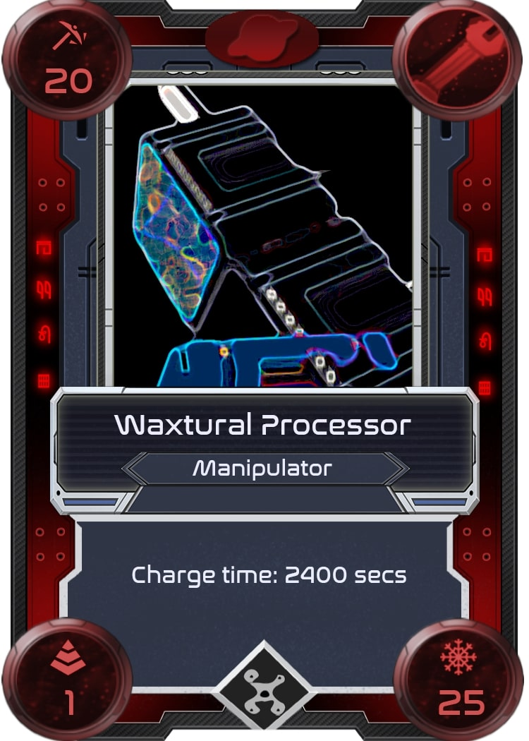 Waxtural Processor